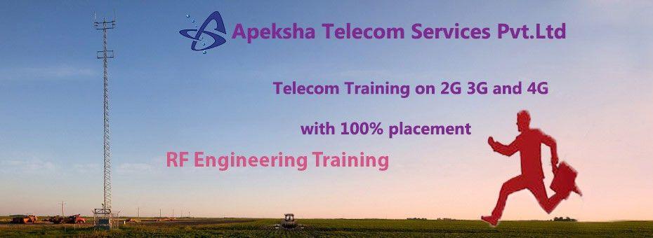 RF Engineer Training | Apeksha Telecom Services Pvt.Ltd