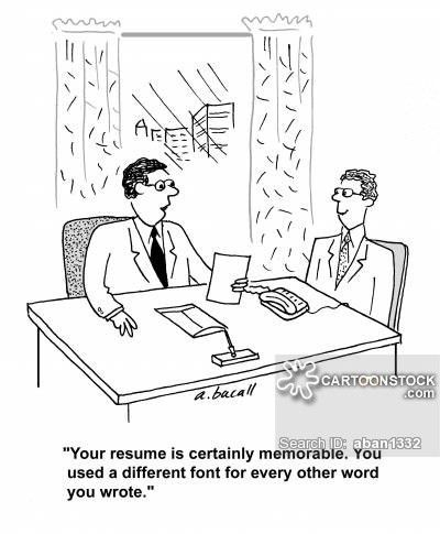 Interviewer Cartoons and Comics - funny pictures from CartoonStock