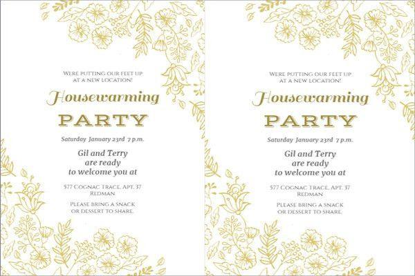 11+ Ceremony Invitation Templates - Free Editable PSD, AI, Vector ...