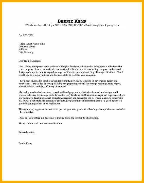 11+ graphic designer cover letters   bursary cover letter