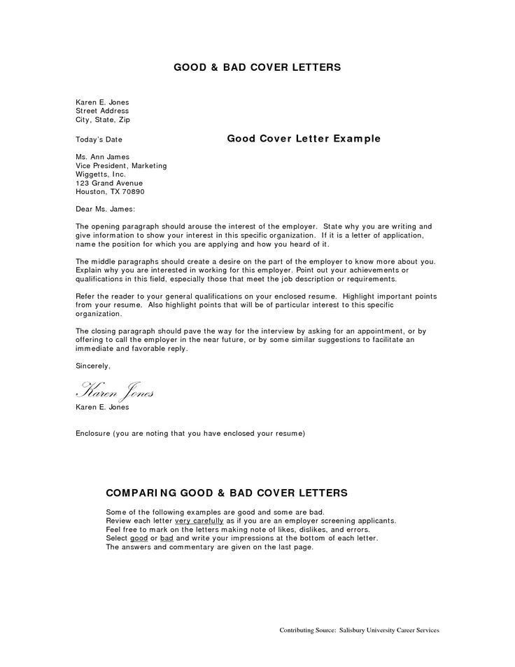 military cover letter examples