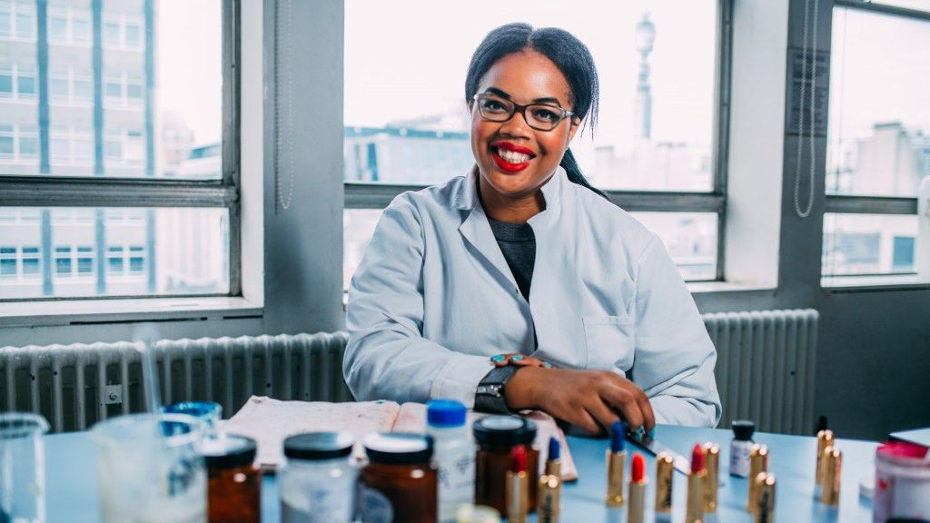 Inspirational Woman: Florence Adepoju | Cosmetic Scientist ...