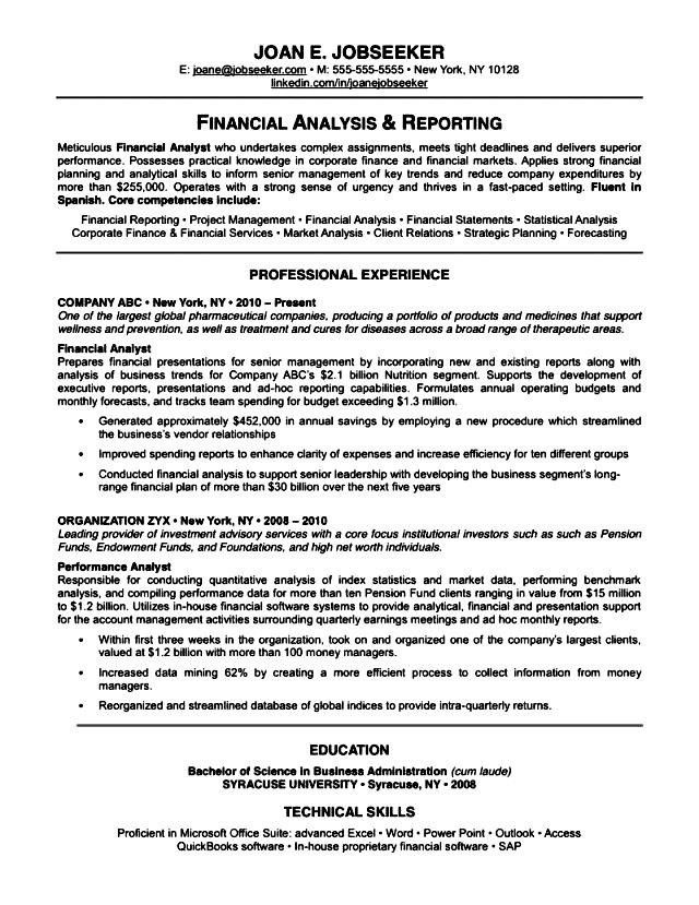 best executive resume format executive resume example telecom