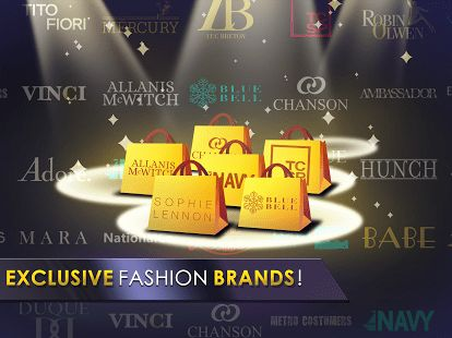 Fashion Fever - Dress Up, Styling and Supermodels - Android Apps ...