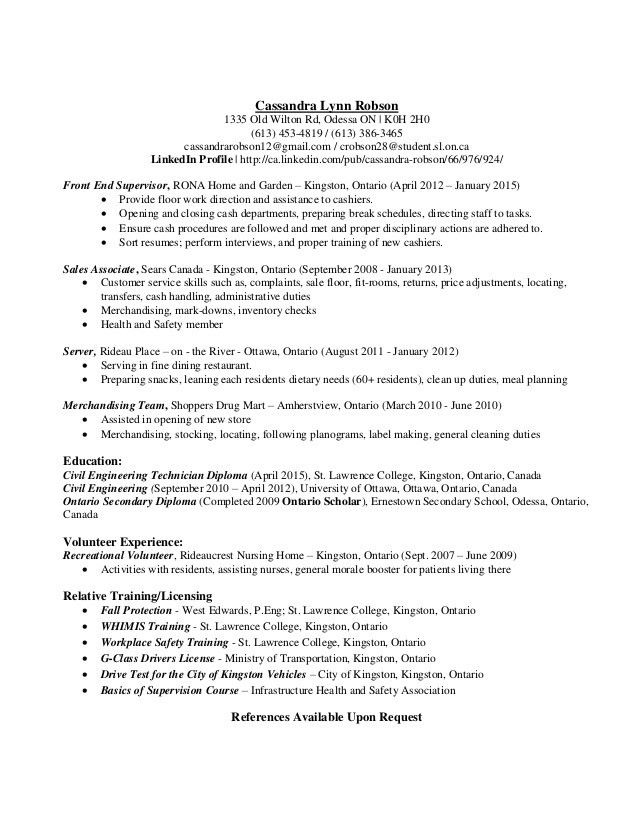 Technology Technician Cover Letter