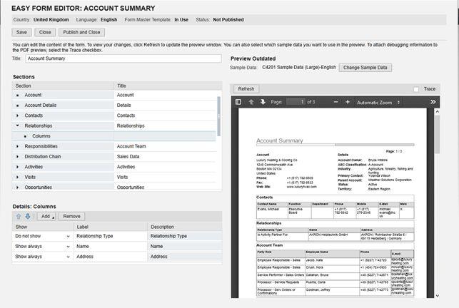 Form Templates – Easy Editor | SAP Blogs