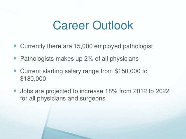 Pathology presentation