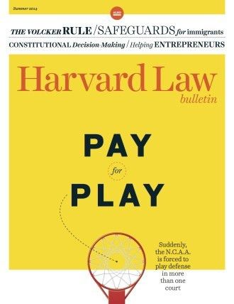 Issues Archive - Harvard Law Today