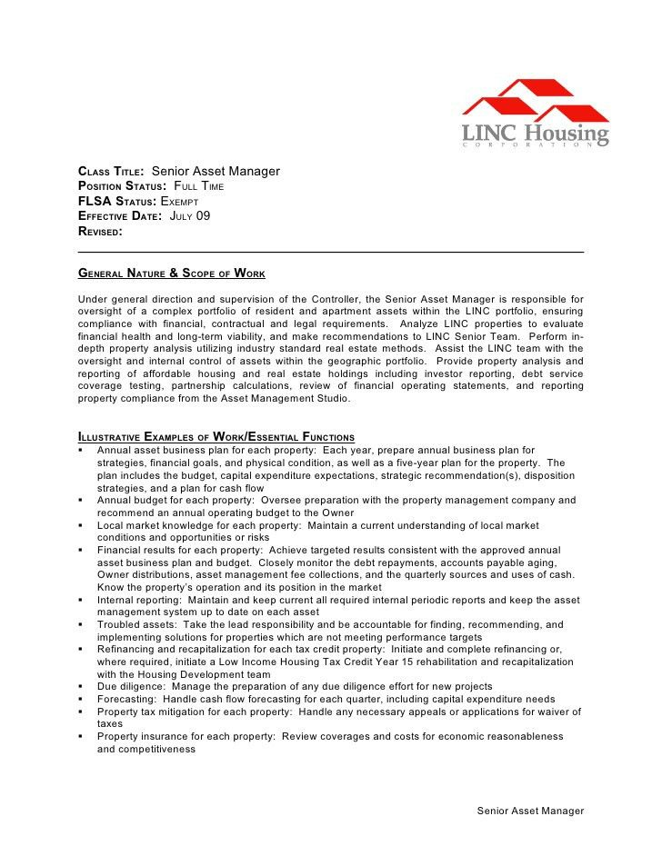 20+ Sample Resume For Property Manager | Employment Application ...