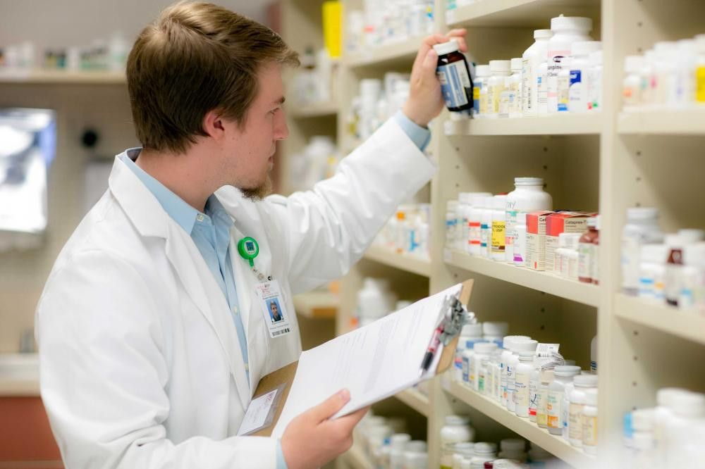 Pharmacy Technician | Renton Technical College
