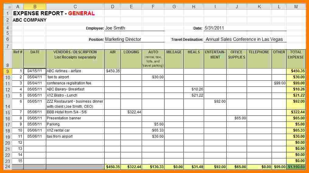 Income And Expenditure Statement Template | Jobs.billybullock.us