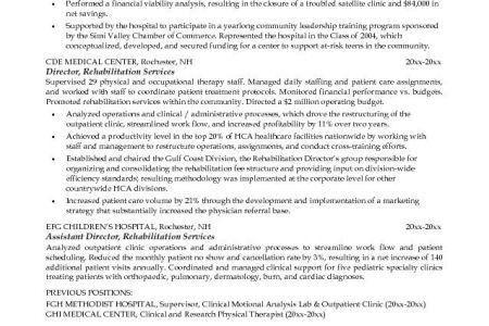 professional resume writing for nurses nursing managers brefash ...