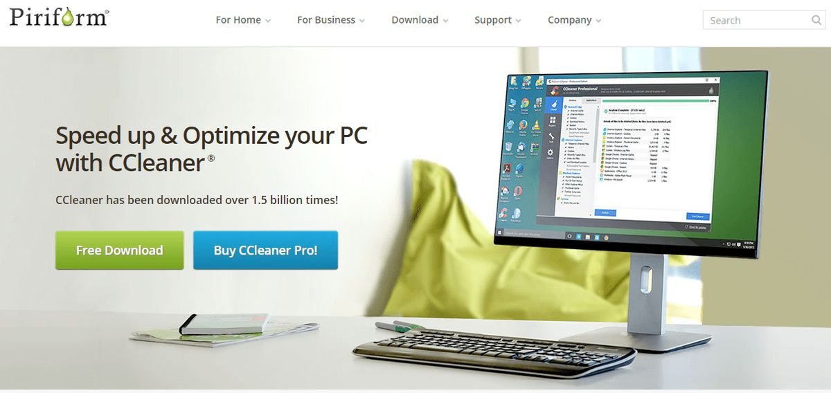 Glarysoft vs Piriform vs Clean Master: Cleaning Software Compared