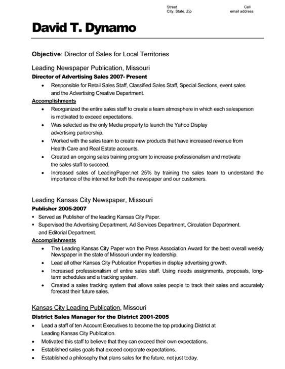 Career Resume Consulting | Resume Samples