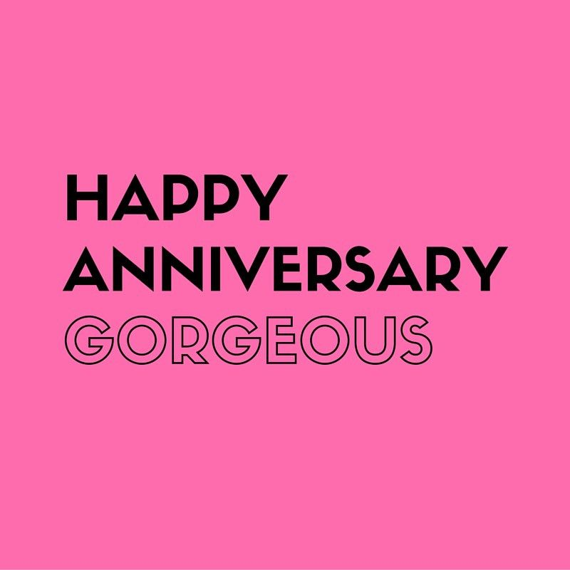 Anniversary Cards To Print & Post On Facebook