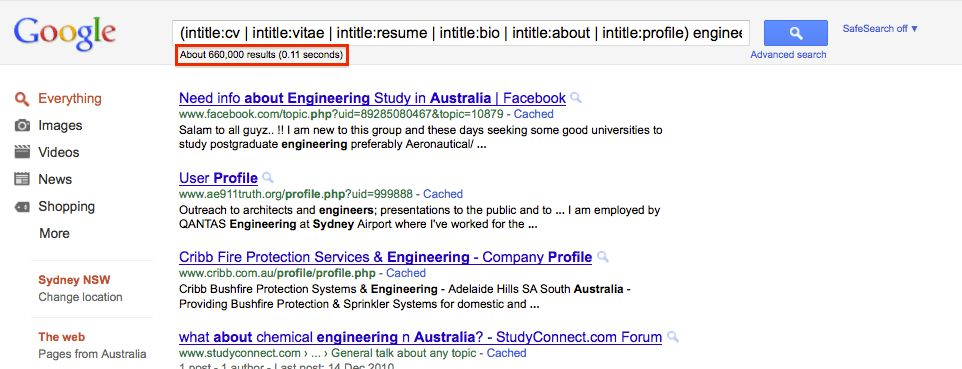 A Comparison of Boolean Operators between Search Engines | The ...