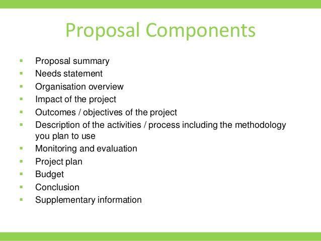SAESC fundraising presentation: writing effective proposals 4 feb 2013