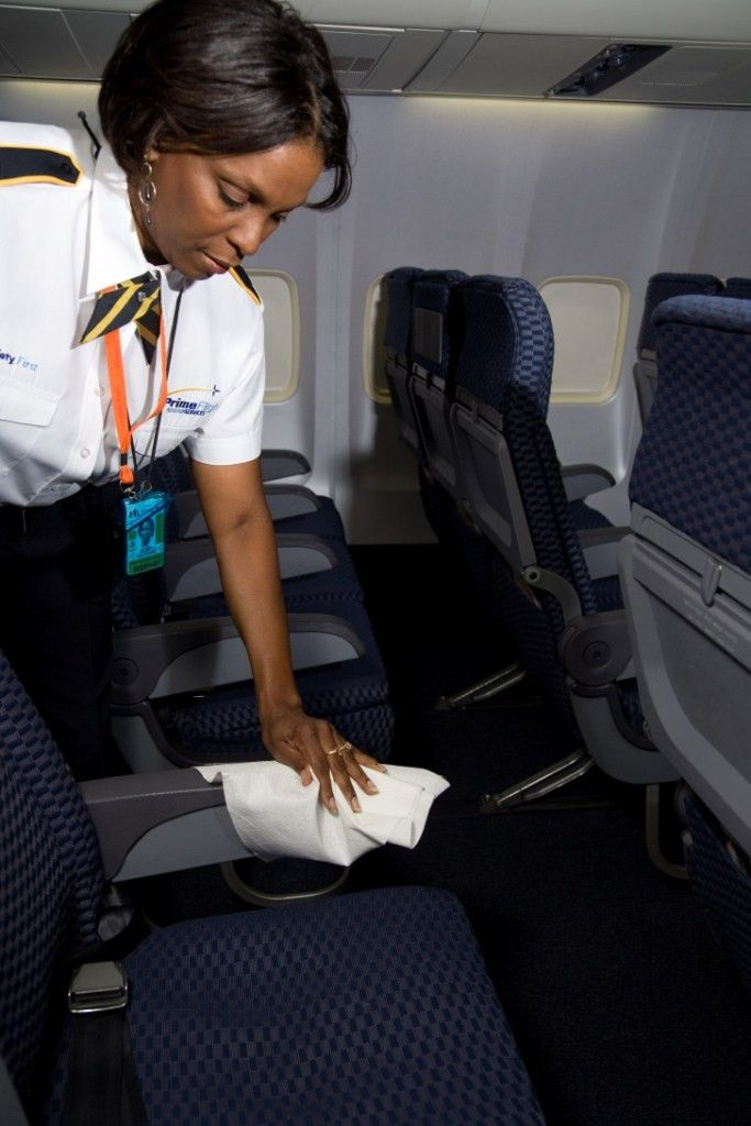 Cabin Cleaning « PrimeFlight Airline Services Blog