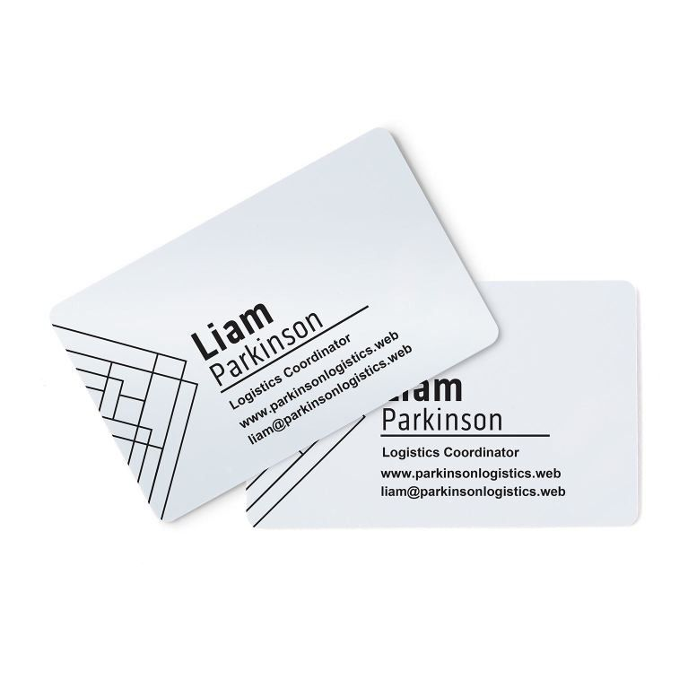 Plastic Business Cards | Vistaprint