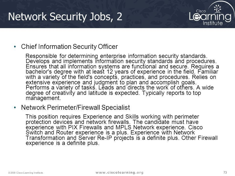 chapter one modern network security threats ppt download - Chief Information Security Officer Sample Resume