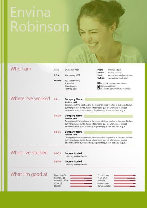 Charming Design Outstanding Resumes 13 50 Awesome Resume Templates ...