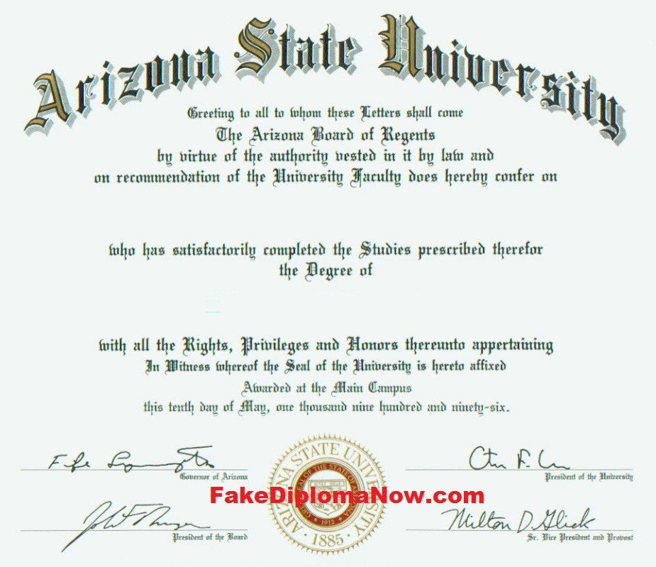 FakeDiplomaNow.com - Novelty Degree Samples