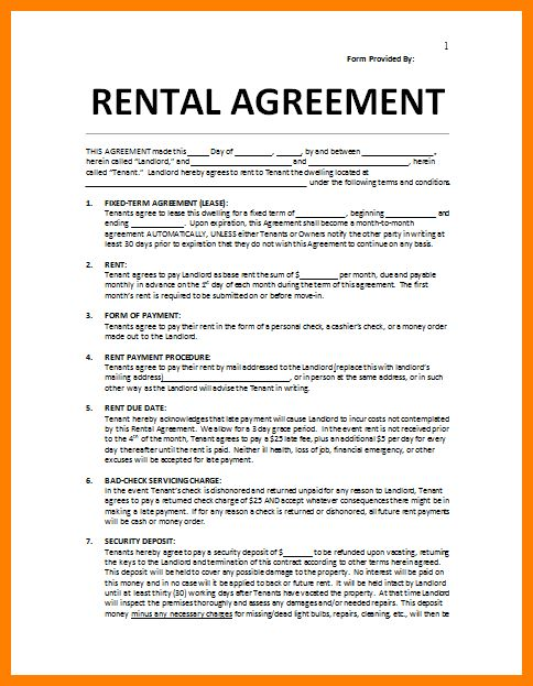 10+ house rental agreement sample | assembly resume