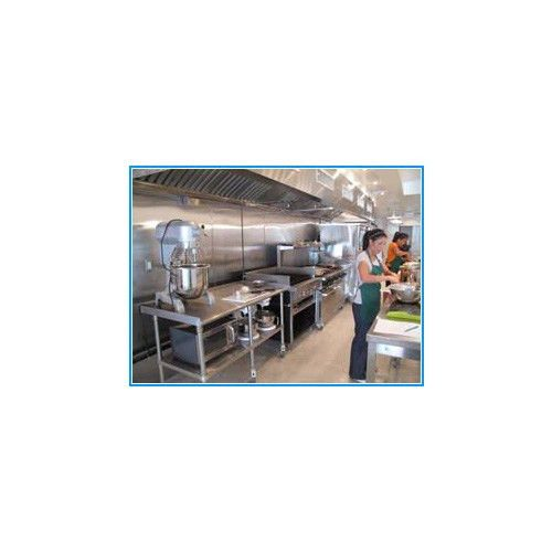 Commercial Kitchen SWMS | BlueSafe Solutions