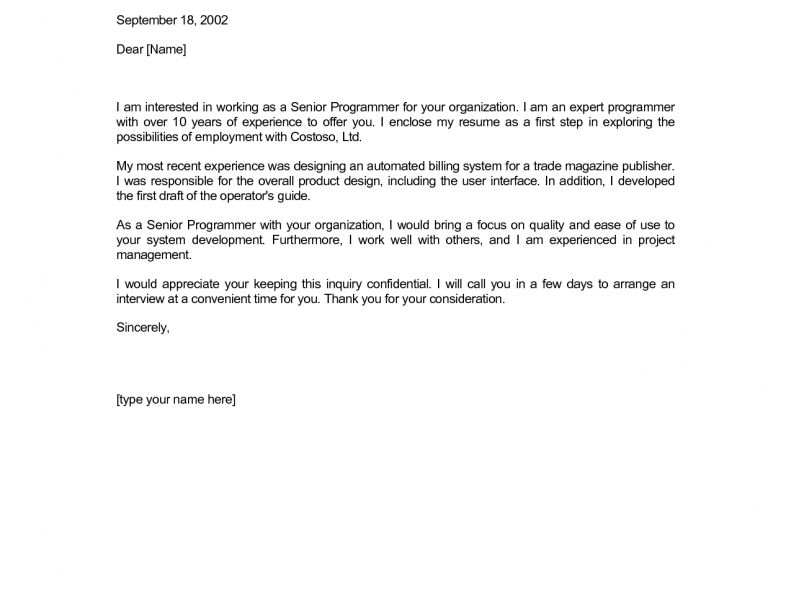 Innovation Ideas What Does A Cover Letter For Resume Look Like 16 ...