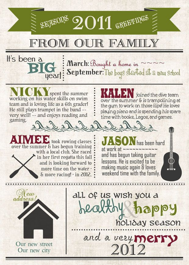 129 best Christmas Letters images on Pinterest | Christmas letters ...