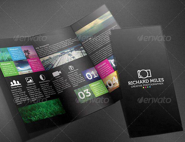 33 Creative Tri-Fold Brochure Templates (PSD & inDesign) – Design ...