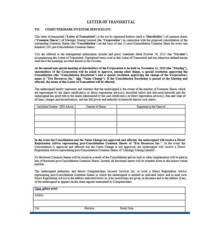 Transmittal Sheet Template. fax cover sheet template printable fax ...