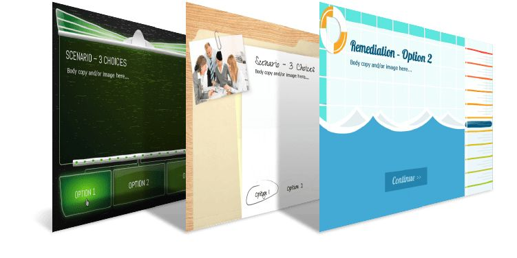 Articulate Storyline Templates   eLearning Brothers