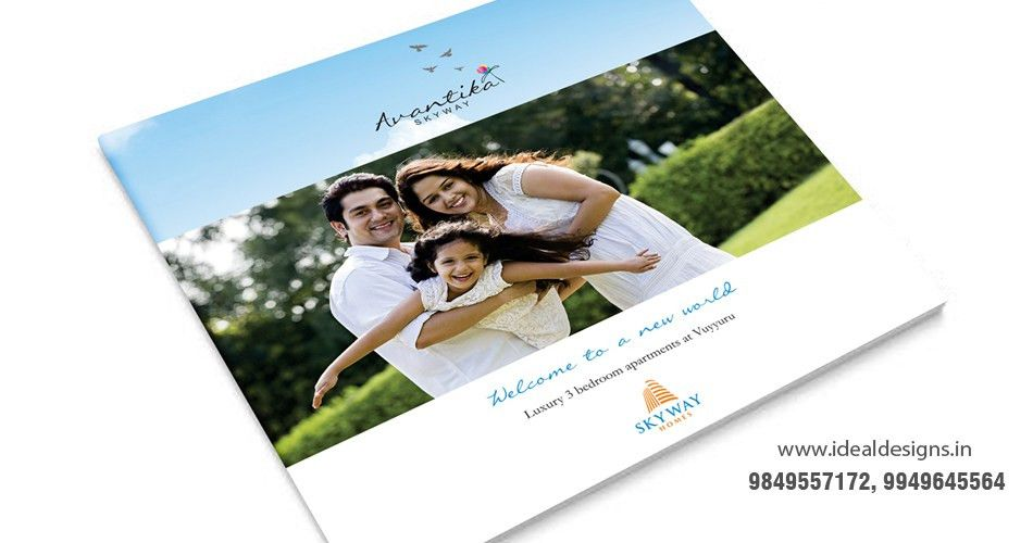 Logo Design Hyderabad: Brochure Designs