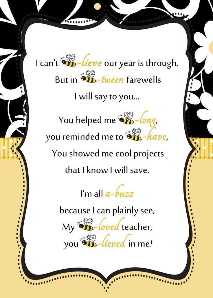211 best Teacher Appreciation Ideas images on Pinterest | Teacher ...