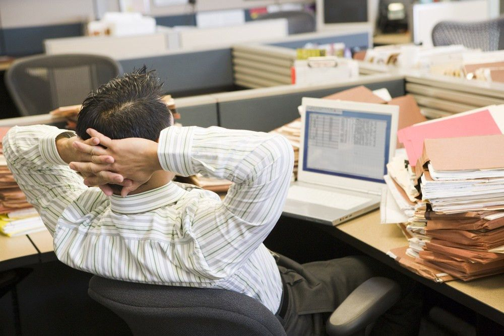 The Dangers of Being a Cubicle Risk Analyst