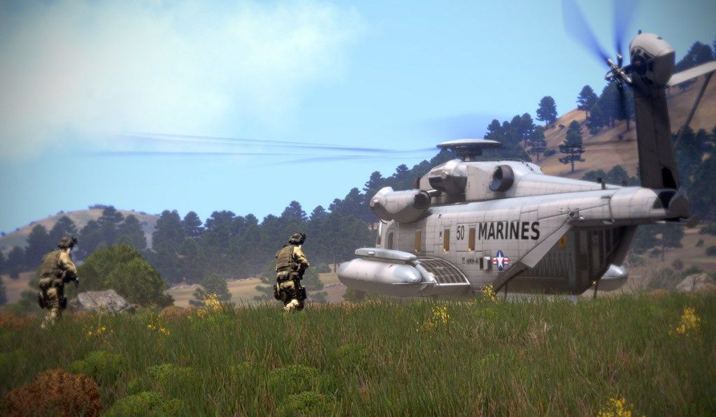 A3: CH-53 Super Stallion | Mudspike