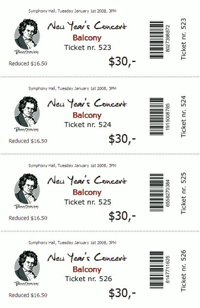 printable meal ticket template