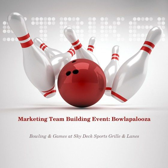 Bowlapalooza Team Building Event, Online Invitations & Cards by ...