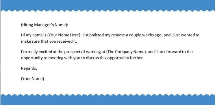 best format to send resume mail format to send resume samples of