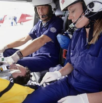 How to Move Up to a Helicopter Transport Respiratory Therapist ...