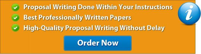 Project @ Proposal Writing Service |