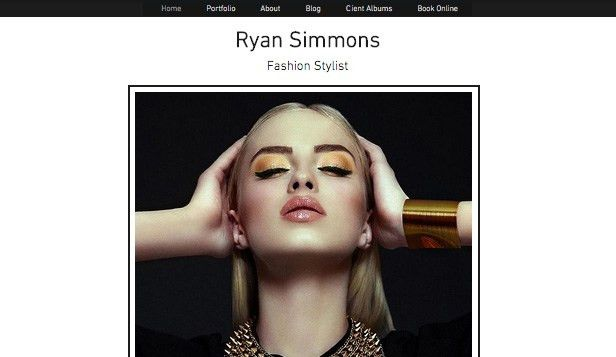 Fashion & Beauty Website Templates | Wix
