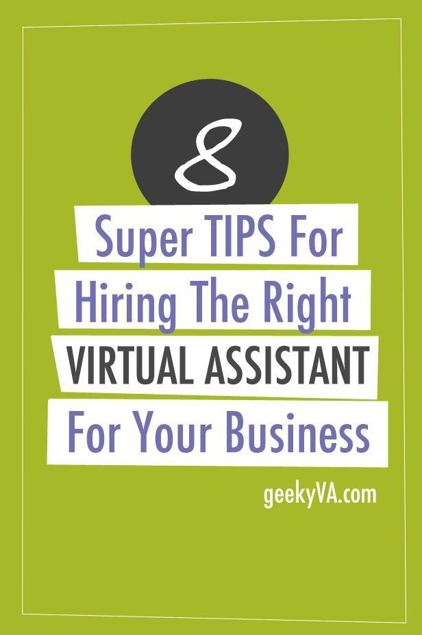 52 best Virtual Assistant Tips images on Pinterest | Virtual ...