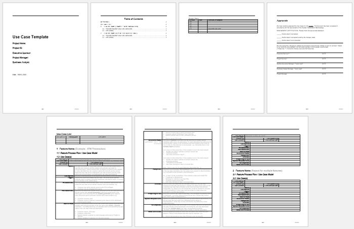 Best Use Case Templates and Examples to Write Your Own Use Case