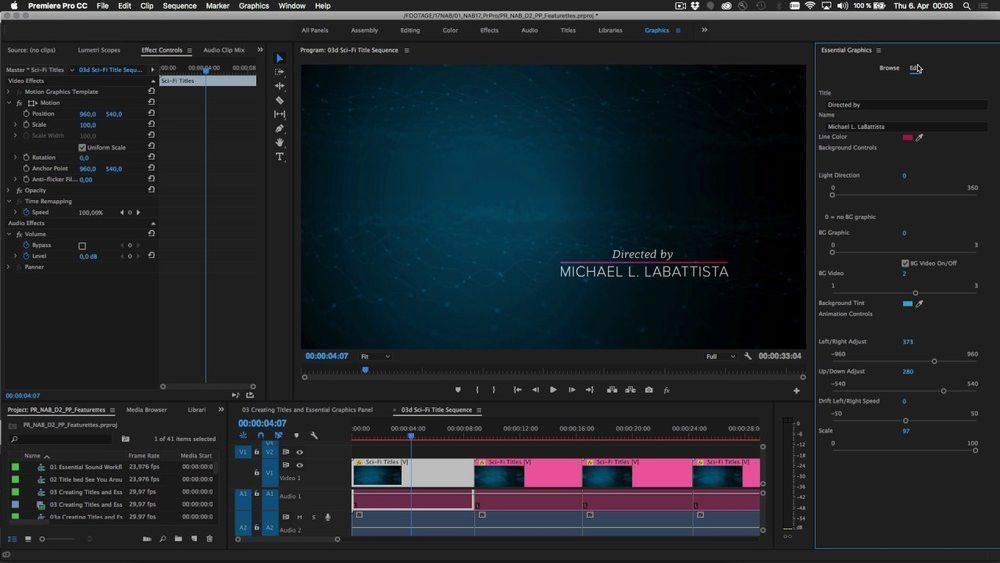 Premiere Pro CC 2017.1 (Spring): Creativity Made Simple, Not ...
