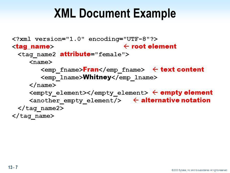 Knowledge Transfer: DataWindow XML Export/Import in PowerBuilder ...