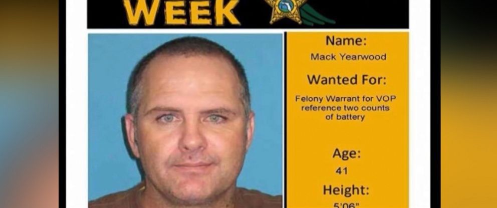 Florida Suspect Uses His Own Wanted Poster as Facebook Profile ...