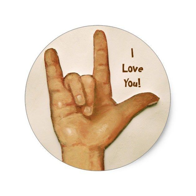 Sign Language Gifts on Zazzle