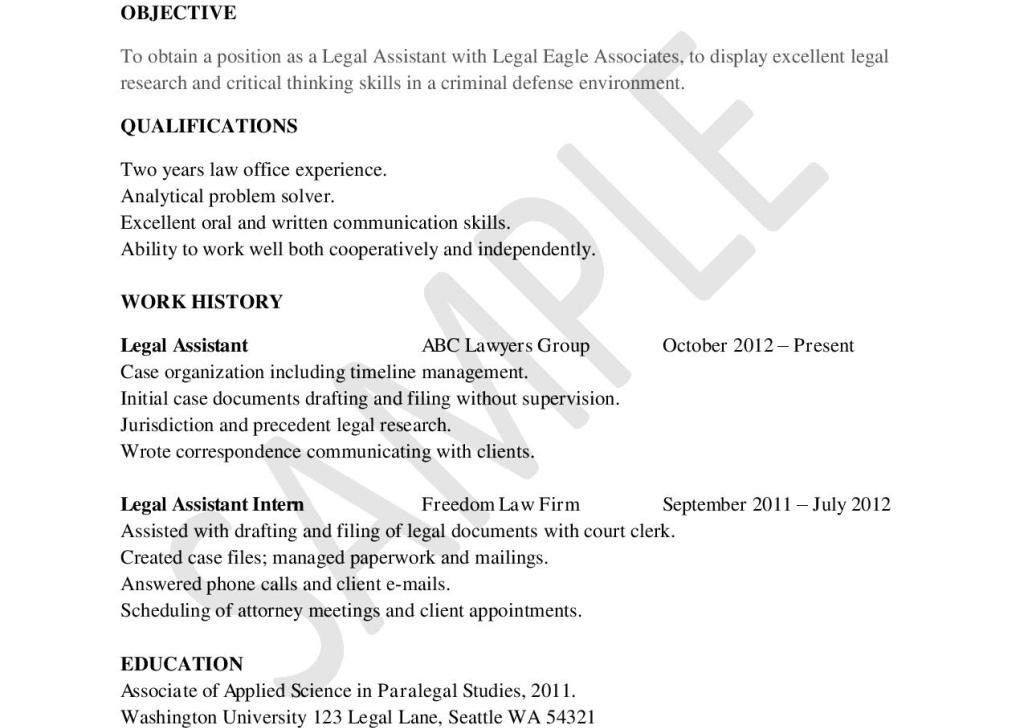 How to write a legal curriculum vitae | Essay Writers $10 Per Page ...